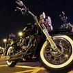 Bike and biker