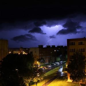 Príchod búrky