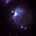 Hmlovina v Orione