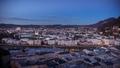 * Nočný Salzburg .. *
