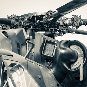 hlava rotora