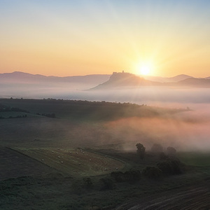 letné hmly