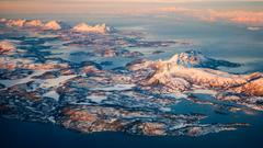 nórske ostrovy ako na dlani ...