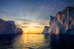 medzi ľadovcami