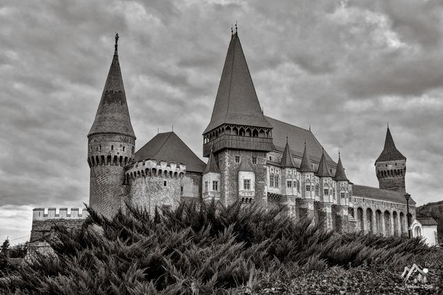 Korvínov hrad