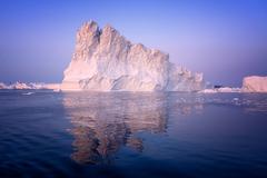 odraz ľadovca