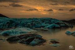 Islandský podvečer