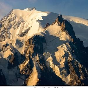 Aiguille Du Midi 3842 m n m.