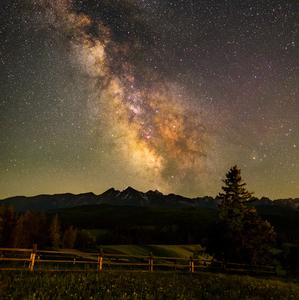 jadro Mliečnej dráhy