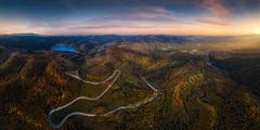 Dobšinský kopec a Palcmanská Maš