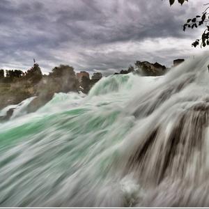 Rýnske vodopády