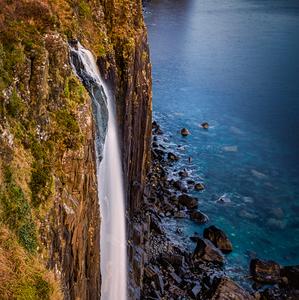 Kit Rock Waterfall