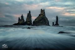 skaly vo vlnách