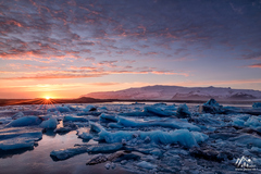 v ľadovej zátoke