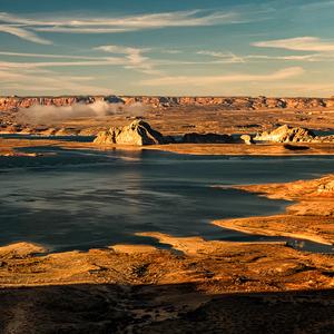 jazero bez vody