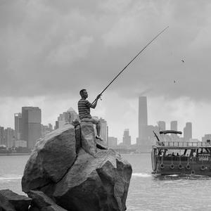 Hong konská rybačka
