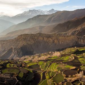 Nepal, Muktinath udolie
