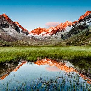 Stubajske Alpy.
