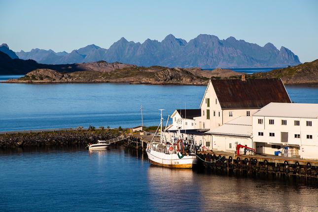 Henningsvaer, Norsko