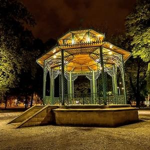 Altánok v Mestskom parku