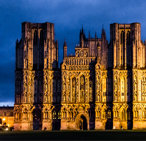Wells Cathedral, UK