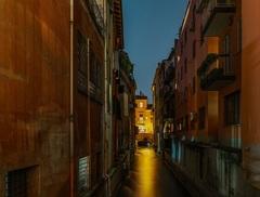 kanal v Bologni