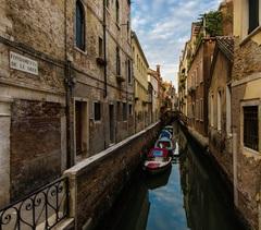 Fondamenta De Le Grue-Venezia