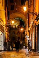 blizko pri Piazza Maggiore