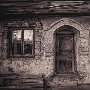 Opustený dom