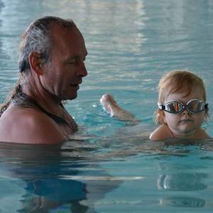 učíme sa plávať