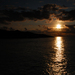 Západ slnka na Sotre
