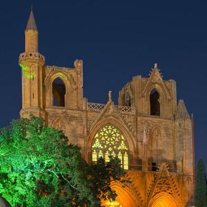 Famagusta staré mesto
