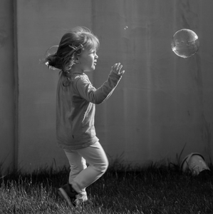 Chasing Bubbles, Little Sue?