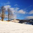 Ráno pod Rycierovou horou
