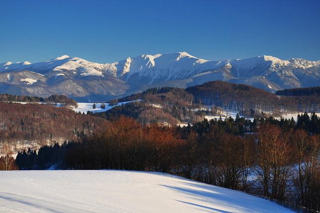 Pohľady z kysuckých vrchov II