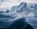 zmrznutý potok ll...