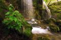 Hájske vodopády ll