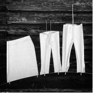 U Houdiniovcov prali biele