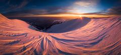 Kreácie vetra a snehu