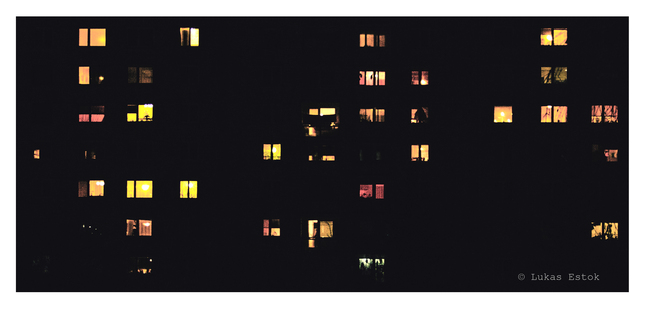 Light in the windows