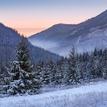Zapadlo slnko za hory