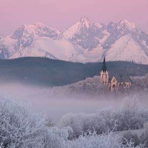 Mystická kaplnka