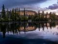 Hotel na jazere