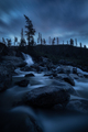 Tichá noc, nad Studeným potokom
