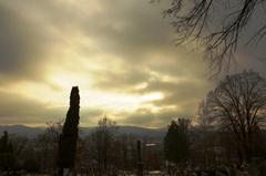Miesto duchov a obloha