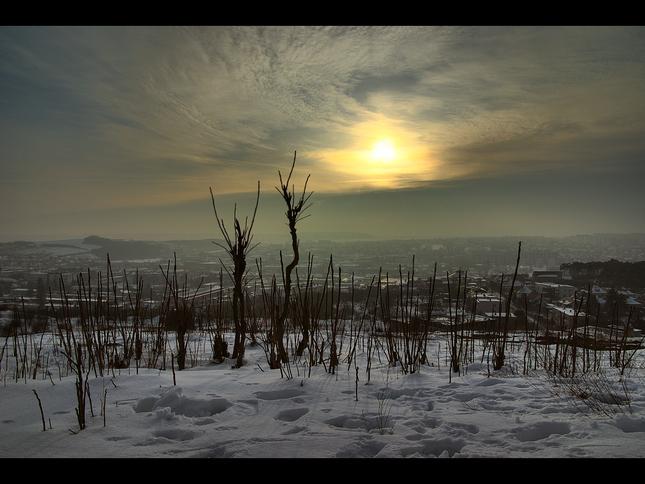Zimná západovka