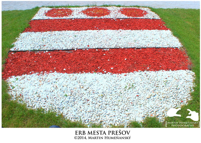 Erb mesta Prešov - Fotografia - Fotogaléria  d1d83dd73fa