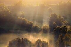 Ráno nad Liptovským Mikulášom