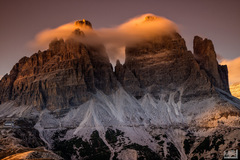 Tre Cime di Lavaredo, Dolomity