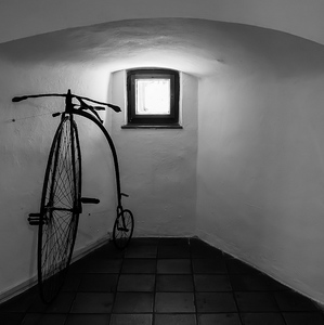 Penny - farthing